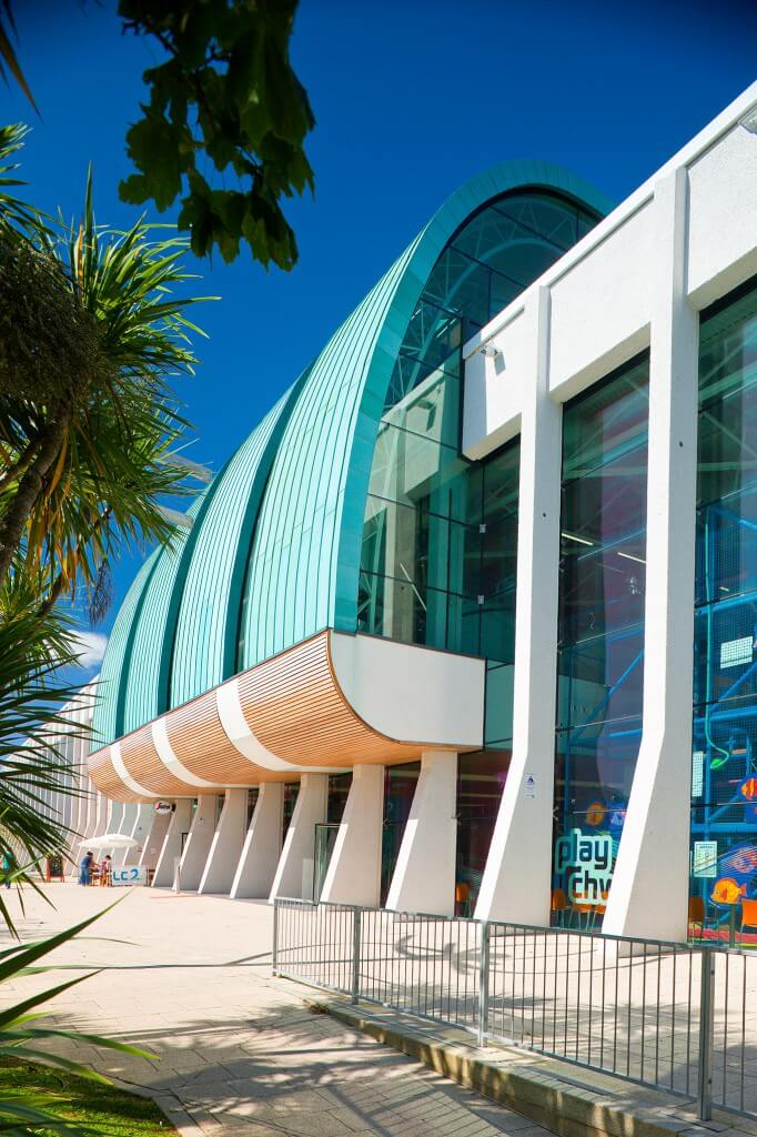 LC2 Swansea Leisure Centre