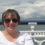 Sylvia Mawby - Owner of gower edge self catering holiday cottage